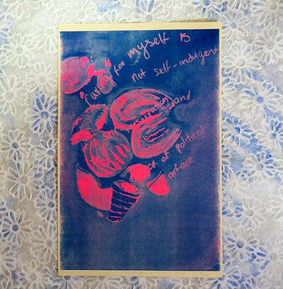 Image of Pan Dulces Risograph