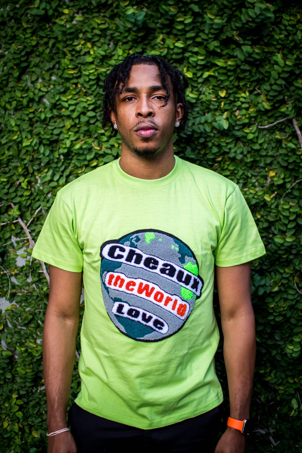 "Image of Neon ""World Tour"" Tee"