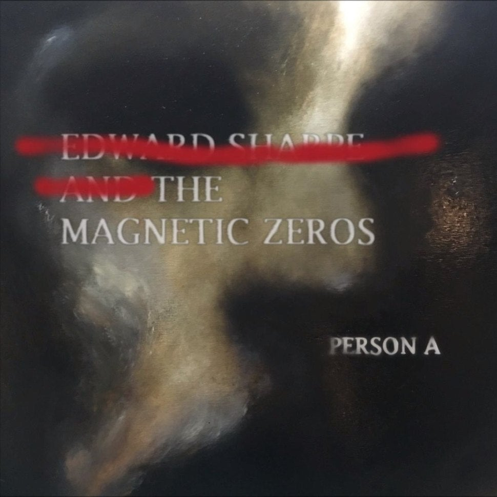 Image of Edward Sharpe & The Magnetic Zeros - Persona LP