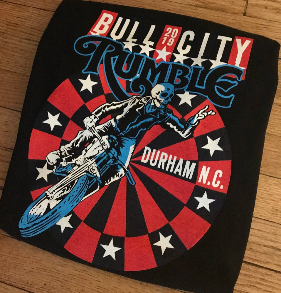 Image of 2019 Bull City Rumble Shirt