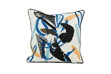 Image of 'Vine' Cushion- Grow Collection