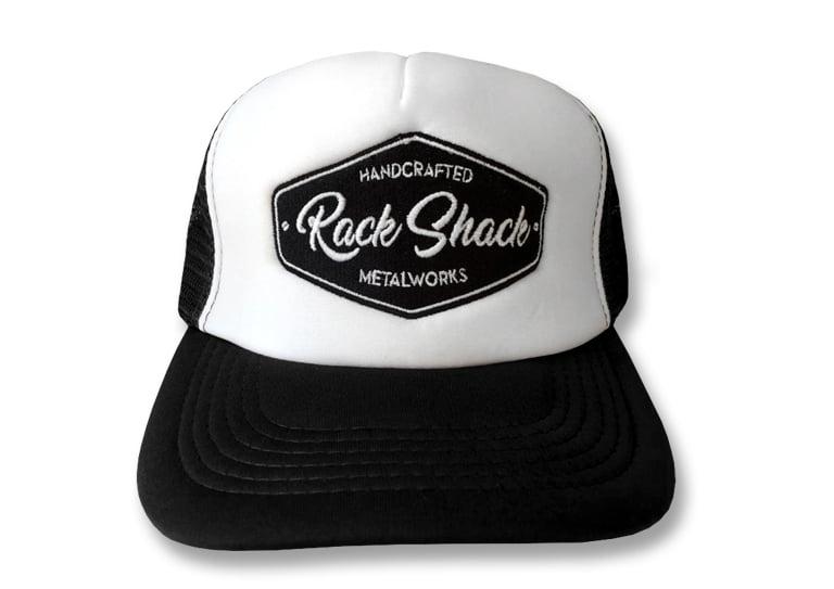 Image of Rack Shack truckers cap