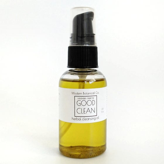 Image of (NEW!) Good Clean Herbal Cleansing Oil