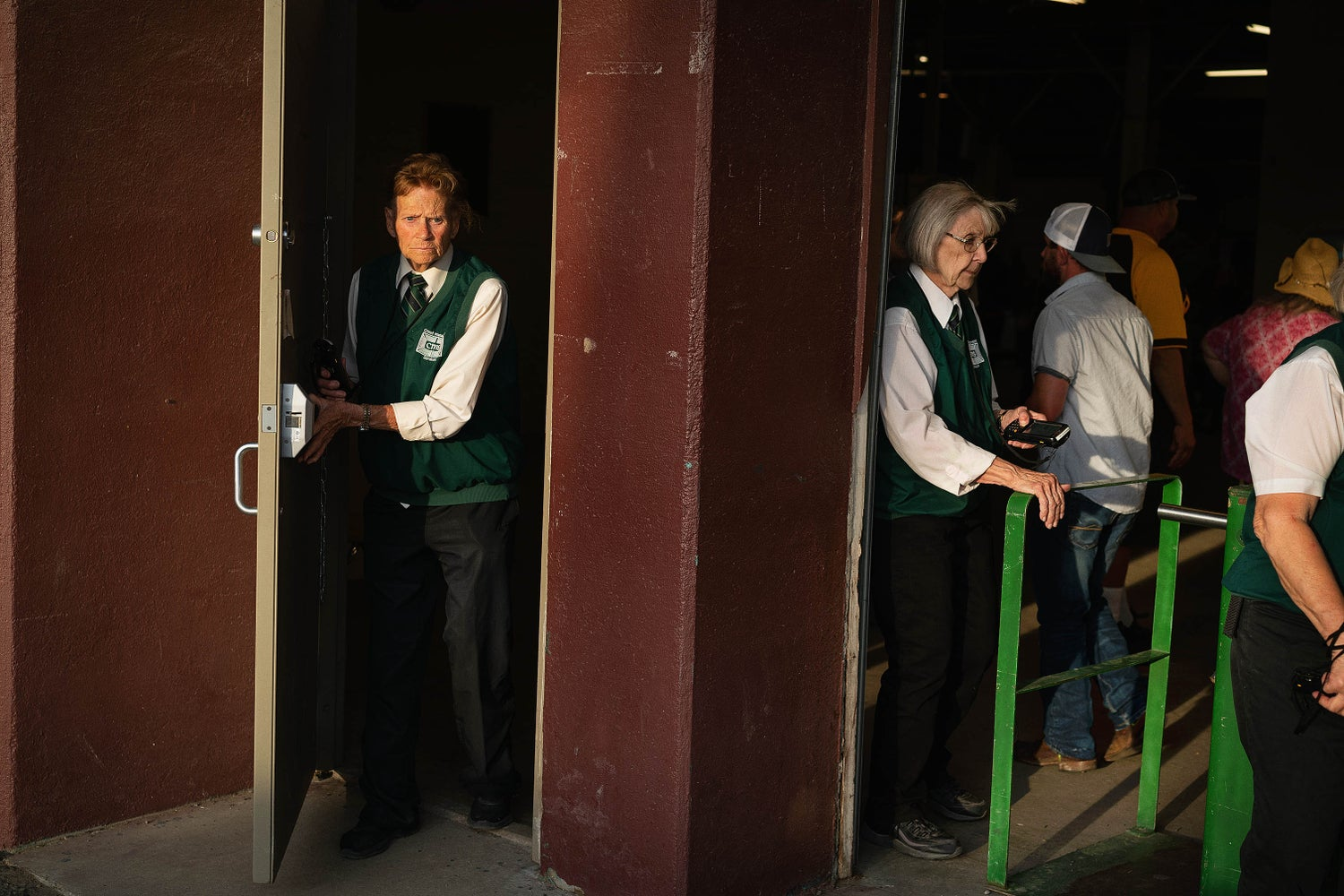 Image of Ticket Takers (Talking Pictures #10)
