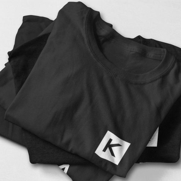 Image of KAN Logo T-Shirt // 3 Pack