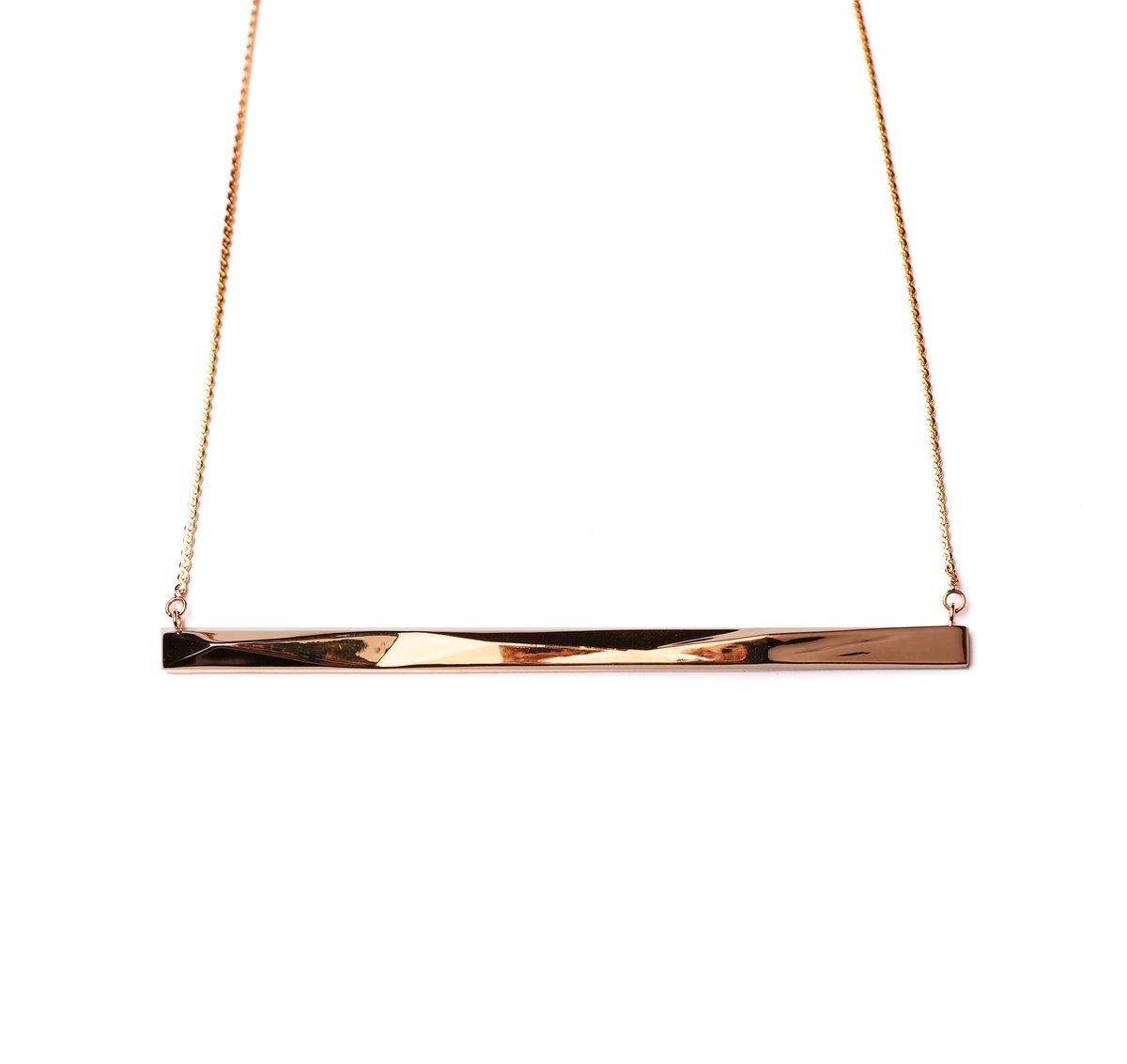 Image of Necklace - BATON I