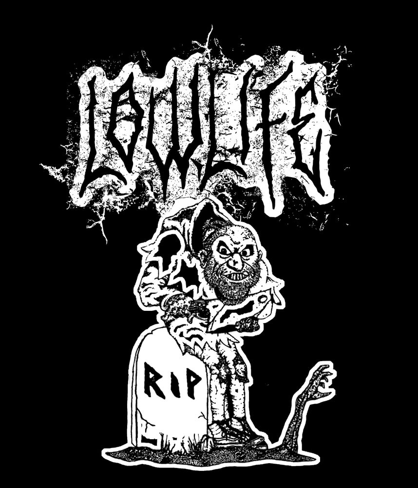 "Image of LOWLIFE-""CS In Grave"" Tshirt"