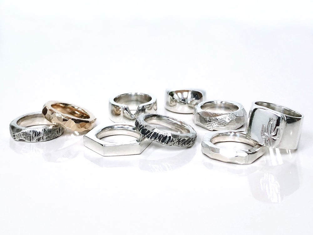Image of workshop: MAKE YOUR OWN RING @ Market Collective Dec 6, 7 or 8