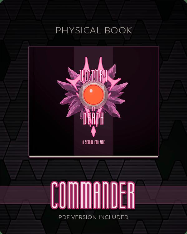 Image of Victory or Death - Commander Tier