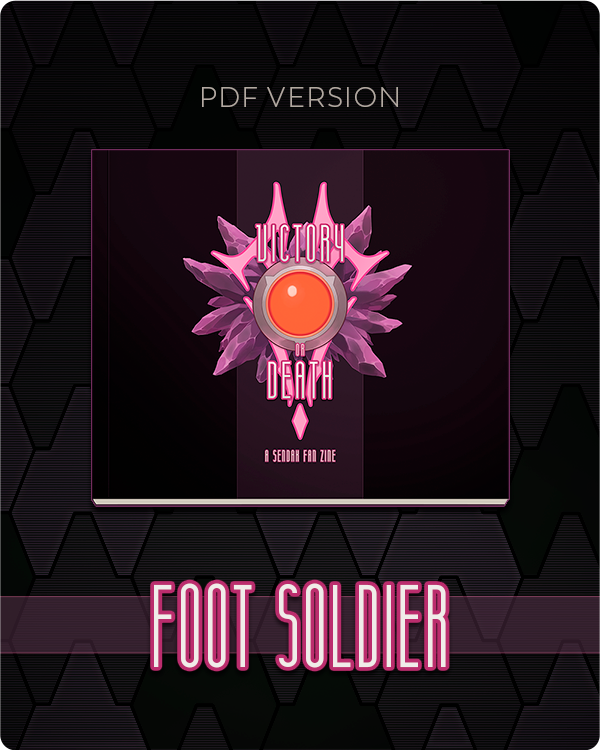 Image of Victory or Death - Foot Soldier Tier