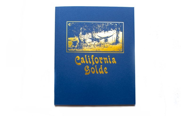 Image of California Gölde book