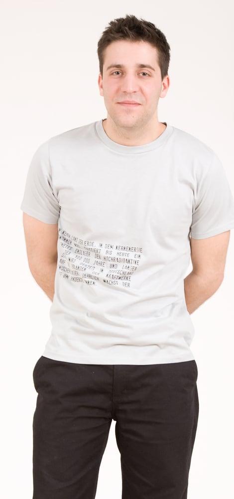 "Image of T-Shirt ""Endlager"""