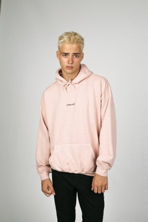 Image of WASHED HOODIE NUDE