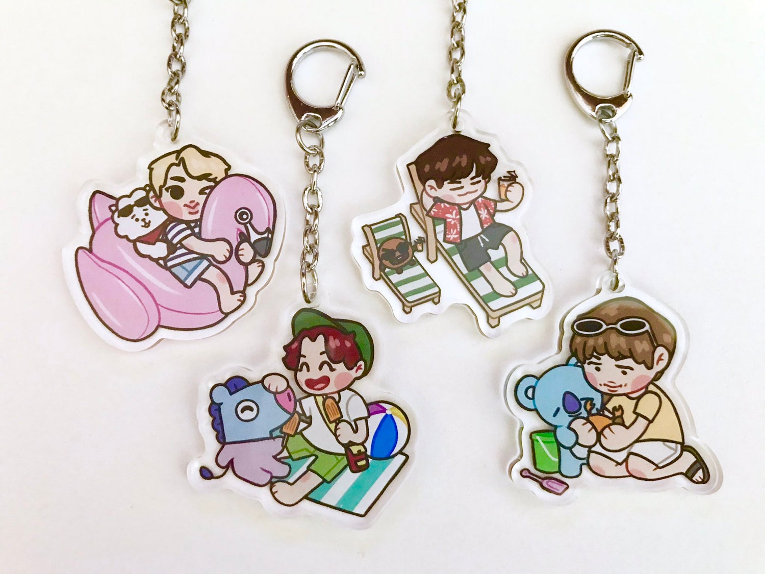 Image of BTS Summer Charms