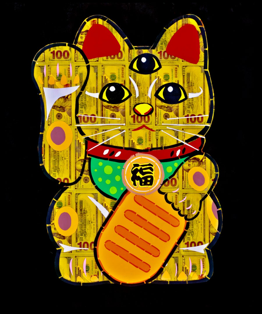 Image of MANEKI NEKO PRINT