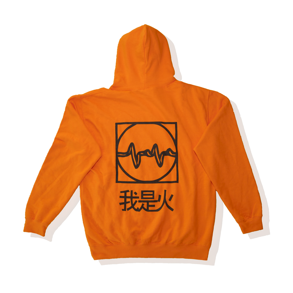Image of Pumpkin Hoodies