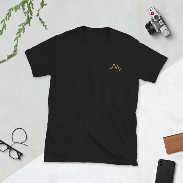 Image of EQ Embroidery T-Shirt // Dark