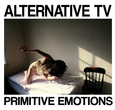 Image of Alternative TV 'Primitive Emotions' CD (Winter Hill Recordings)