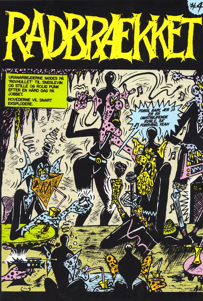 Image of Radbrækket #4