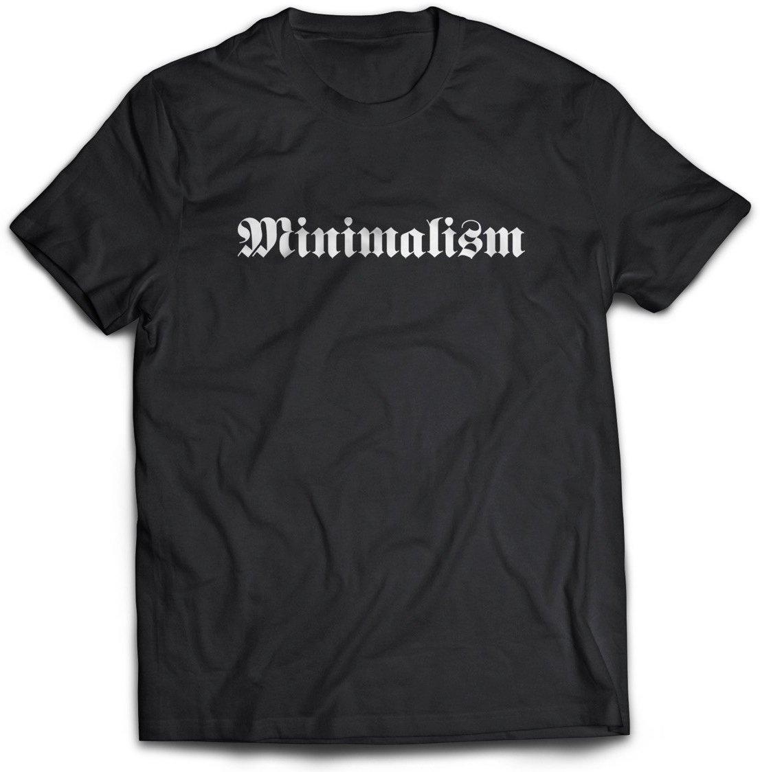 Image of Shirt - MINIMALISM
