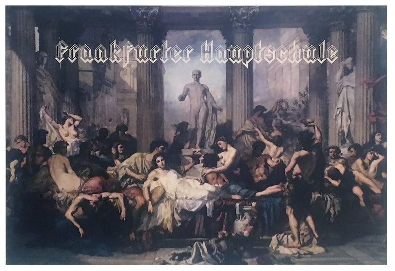 Image of Poster - DEKADENZ