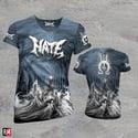 """HATE """"Veles"""" Allover T-shirt"""
