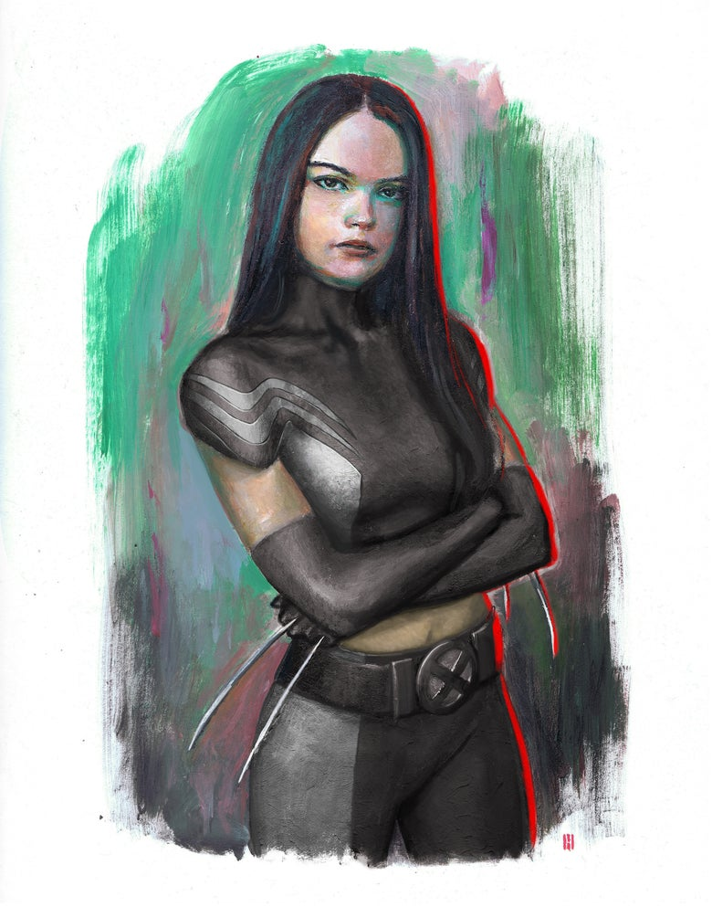 Image of Laura: X-23