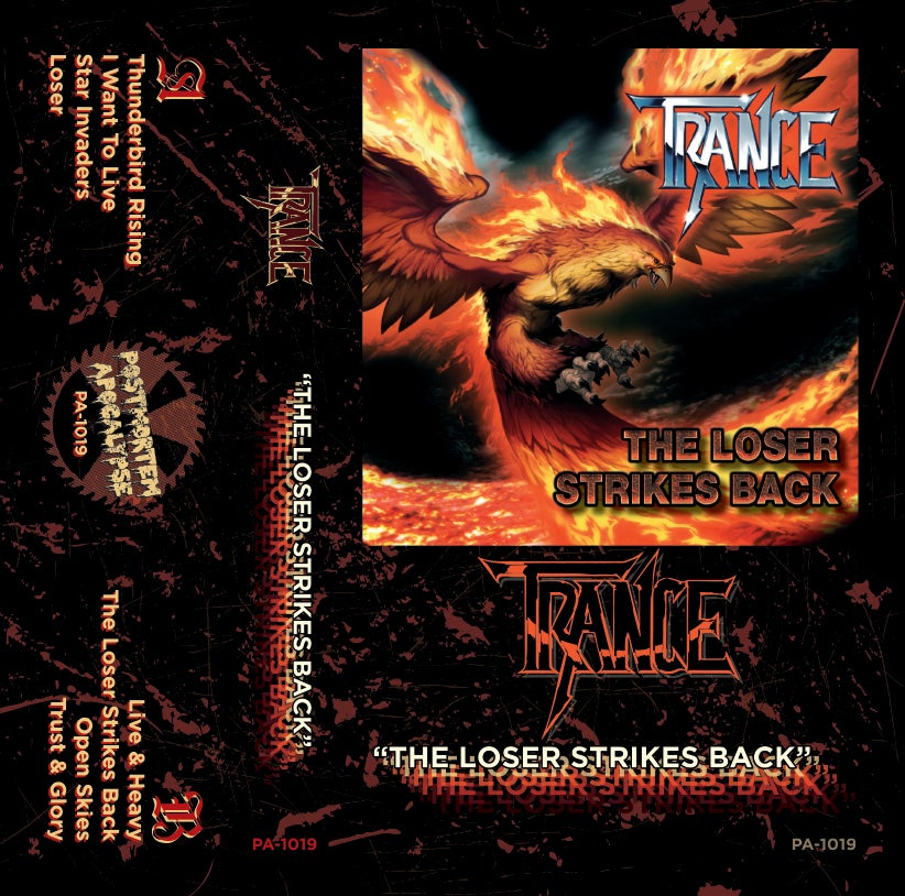 """Image of Trance """"The Loser Strikes Back"""" CS /// PA-1019"""
