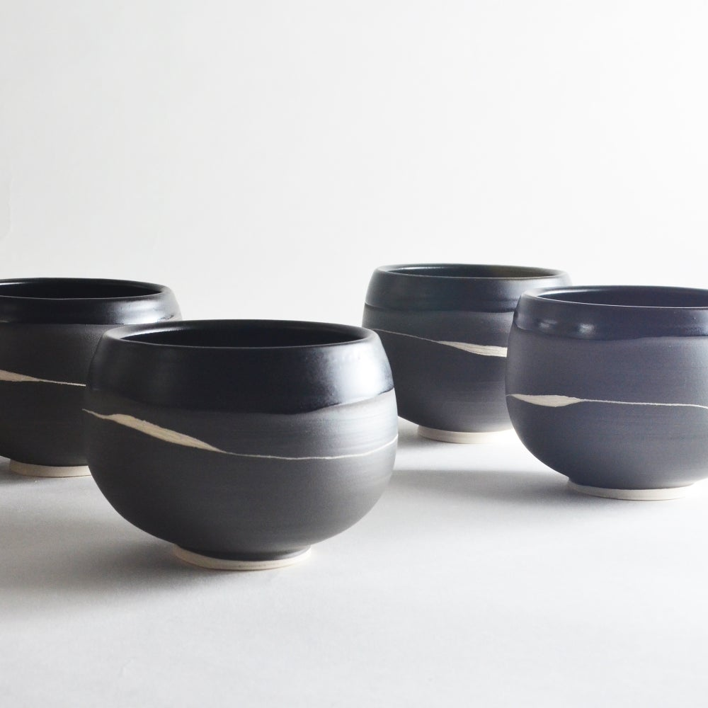 Image of Black tea bowl