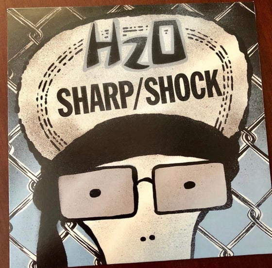 Image of SHARP SHOCK/H20 Split 7""