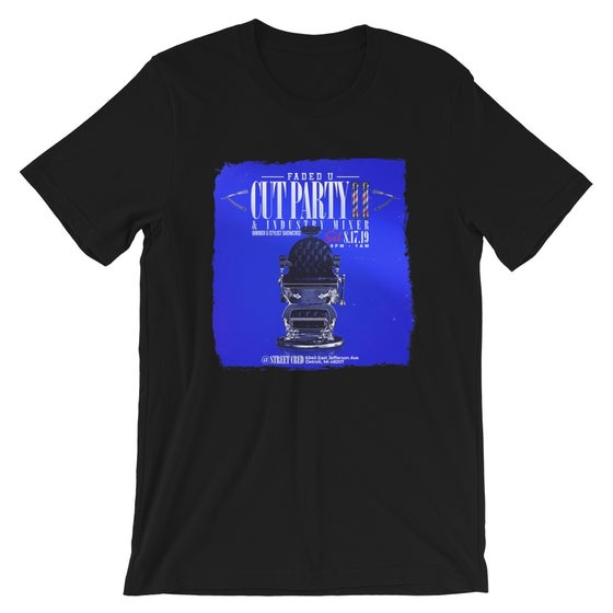 Image of CUT PARTY 2 PROMO TEE