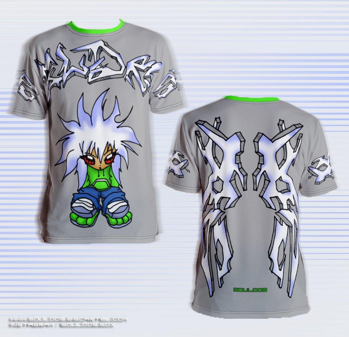 Image of Lox (Liquid Oxigen) T-shirt