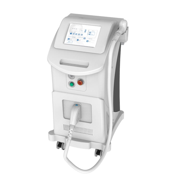 Image of 755/1064Nm Alexandrite Laser Hair Removal Machine