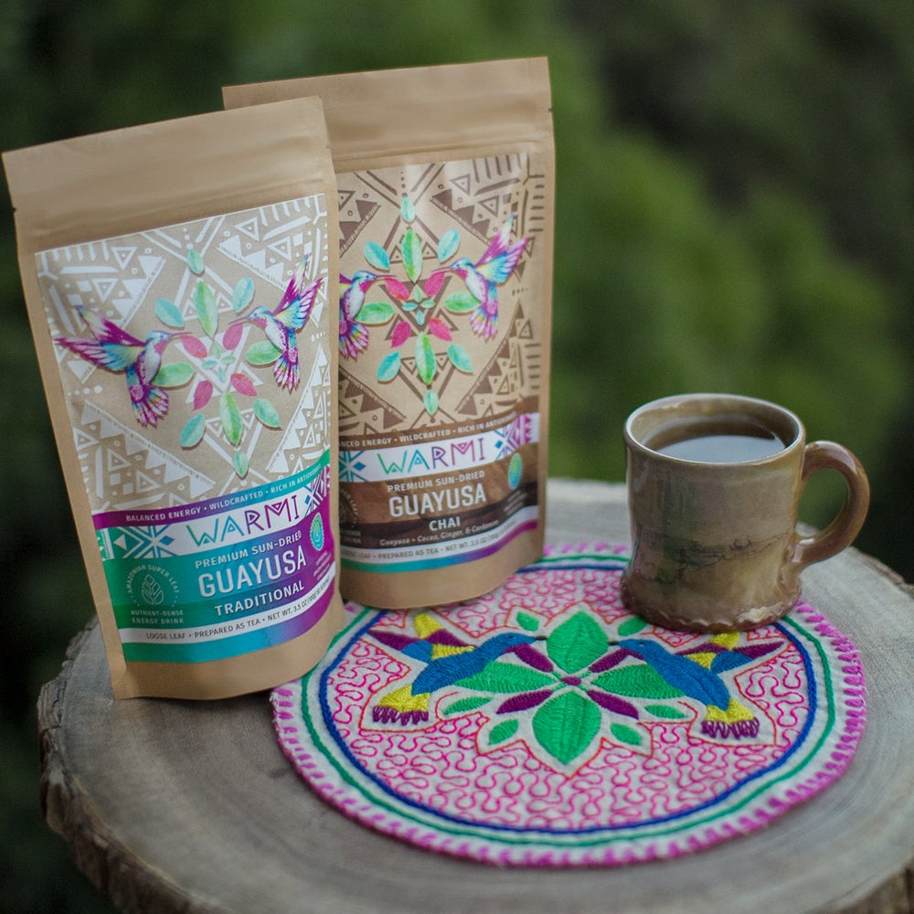 Image of Traditional Guayusa + Chai Guayusa Bundle