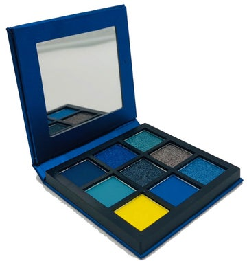 Image of Sapphire Obsessions Eyeshadow Palette