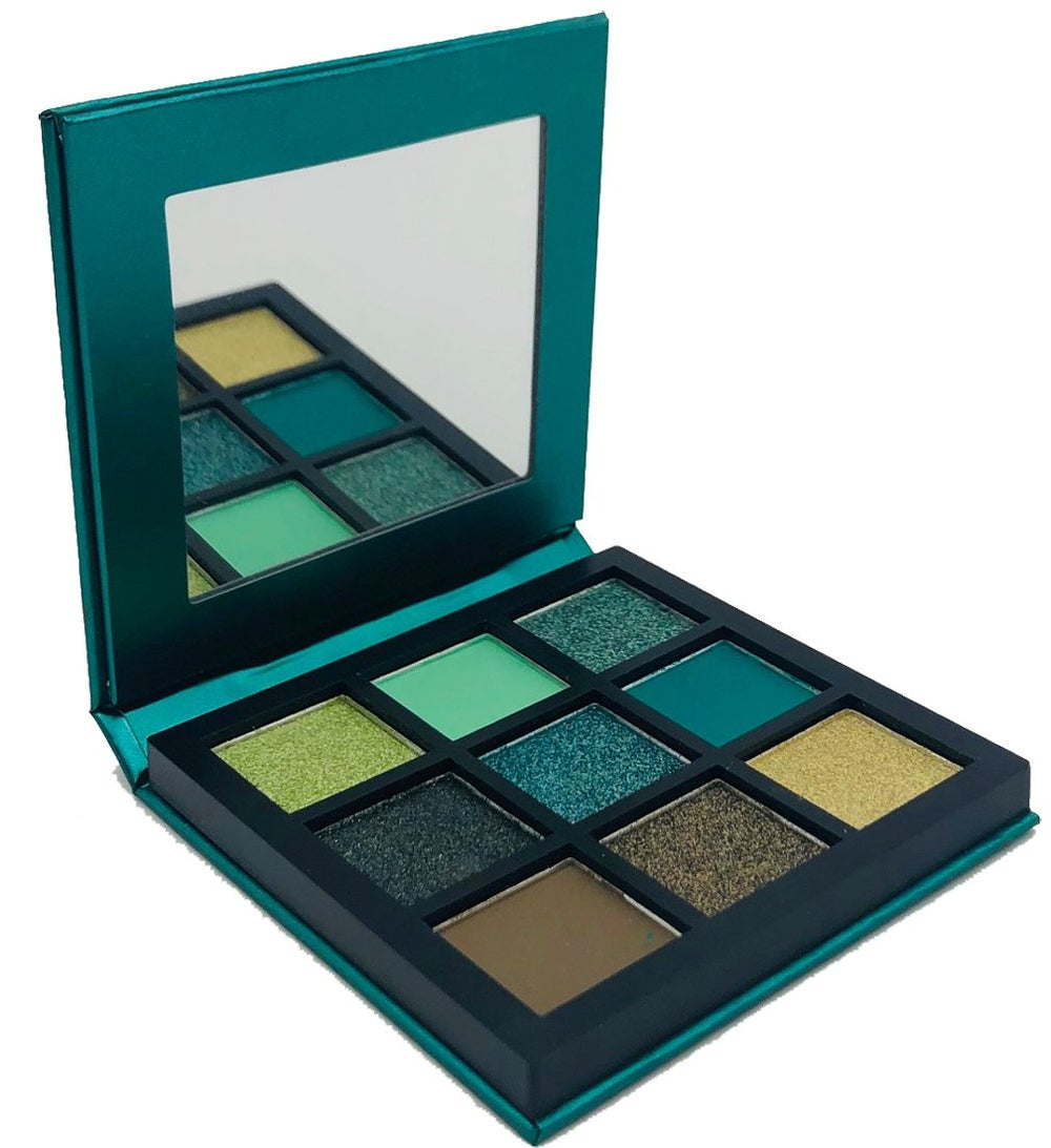 Image of Emerald Obsessions Eyeshadow Palette