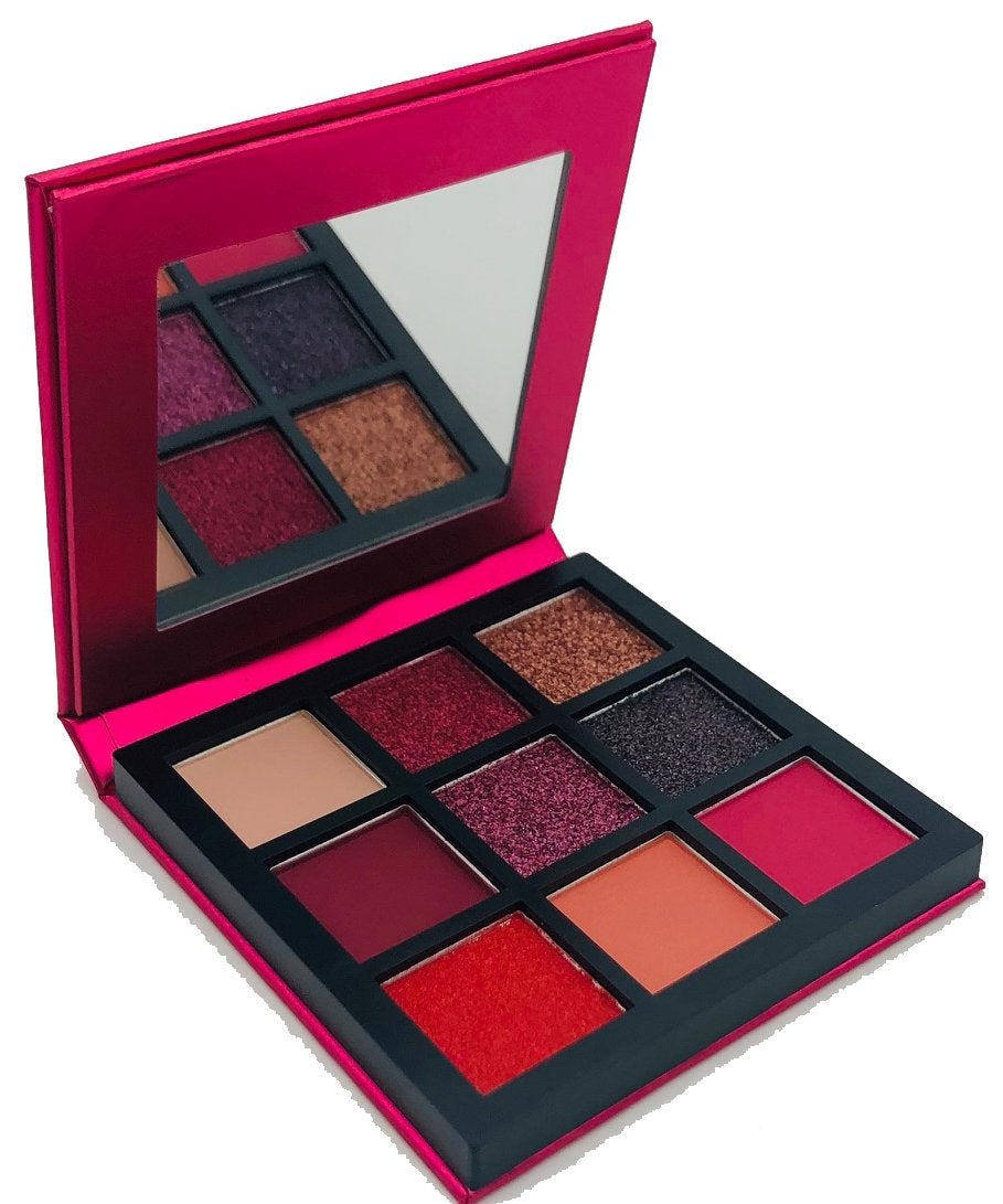 Image of Ruby Obsessions Eyeshadow Palette