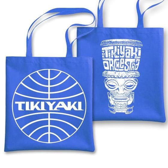 Image of OFFICIAL - TIKIYAKI - RECORD BAG