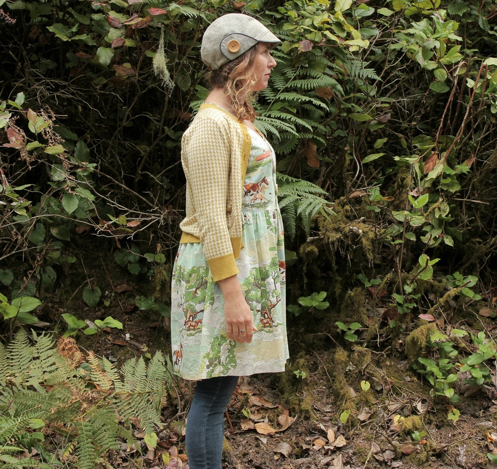 Image of 'Swan Lake' - x - Special Summer edition Nogginware // Amelia Jones, the adventurer cap