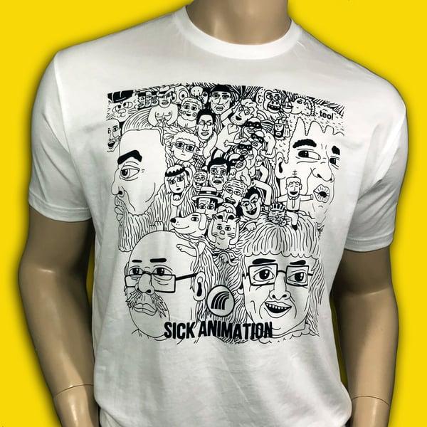 SA Revolver shirt - Sick Animation Shop