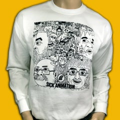 SA Revolver sweatshirt - Sick Animation Shop