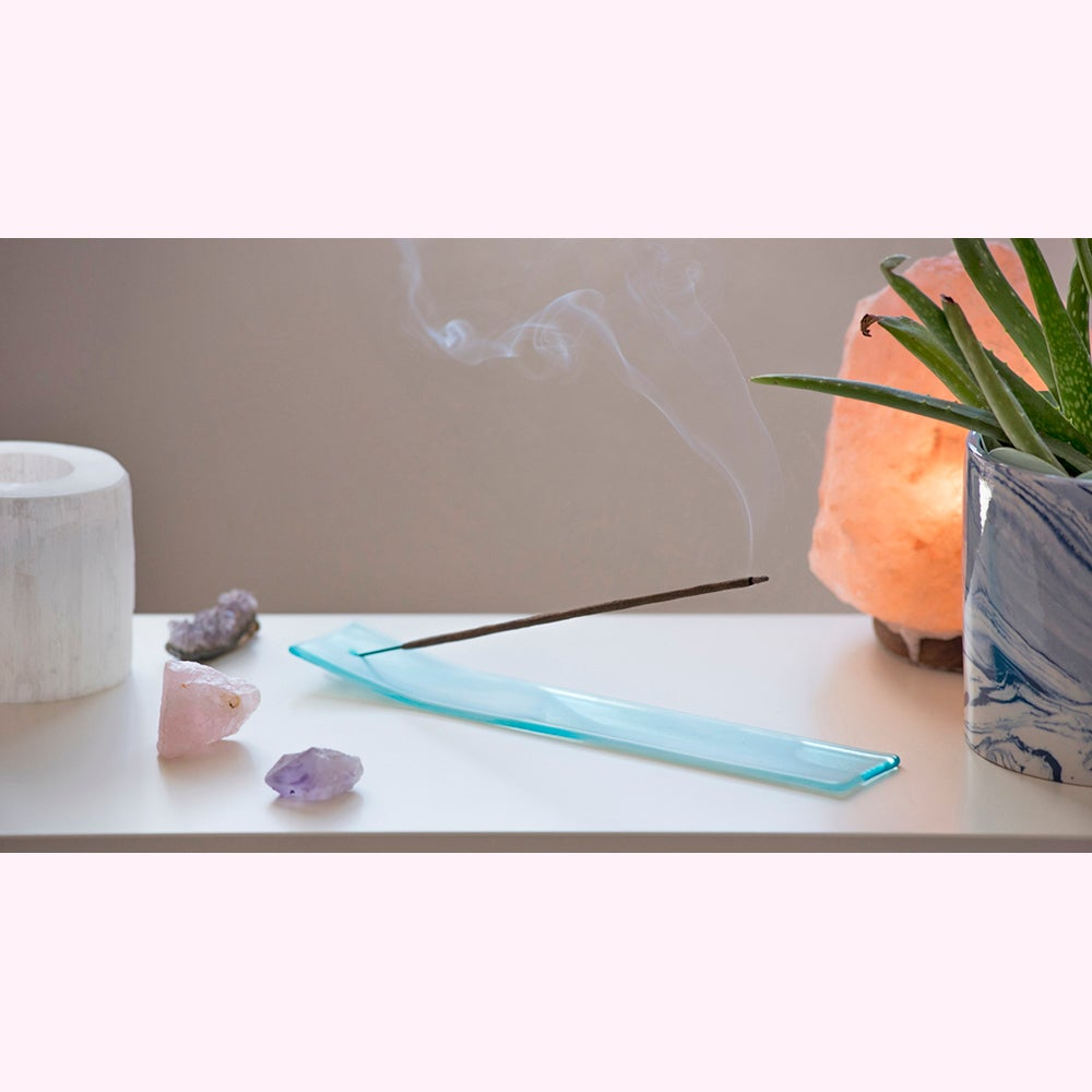 Image of Swirly Incense Holder