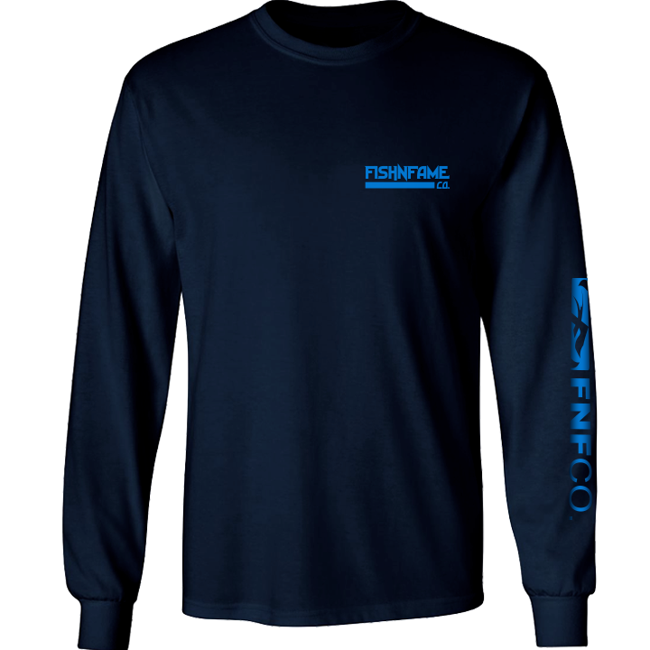 Image of One Ocean Long Sleeve (navy)