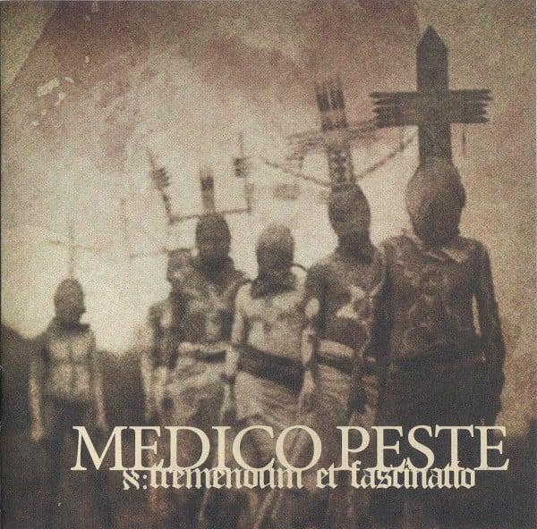 Image of MEDICO PESTE - 'א: Tremendum et fascinatio' CD