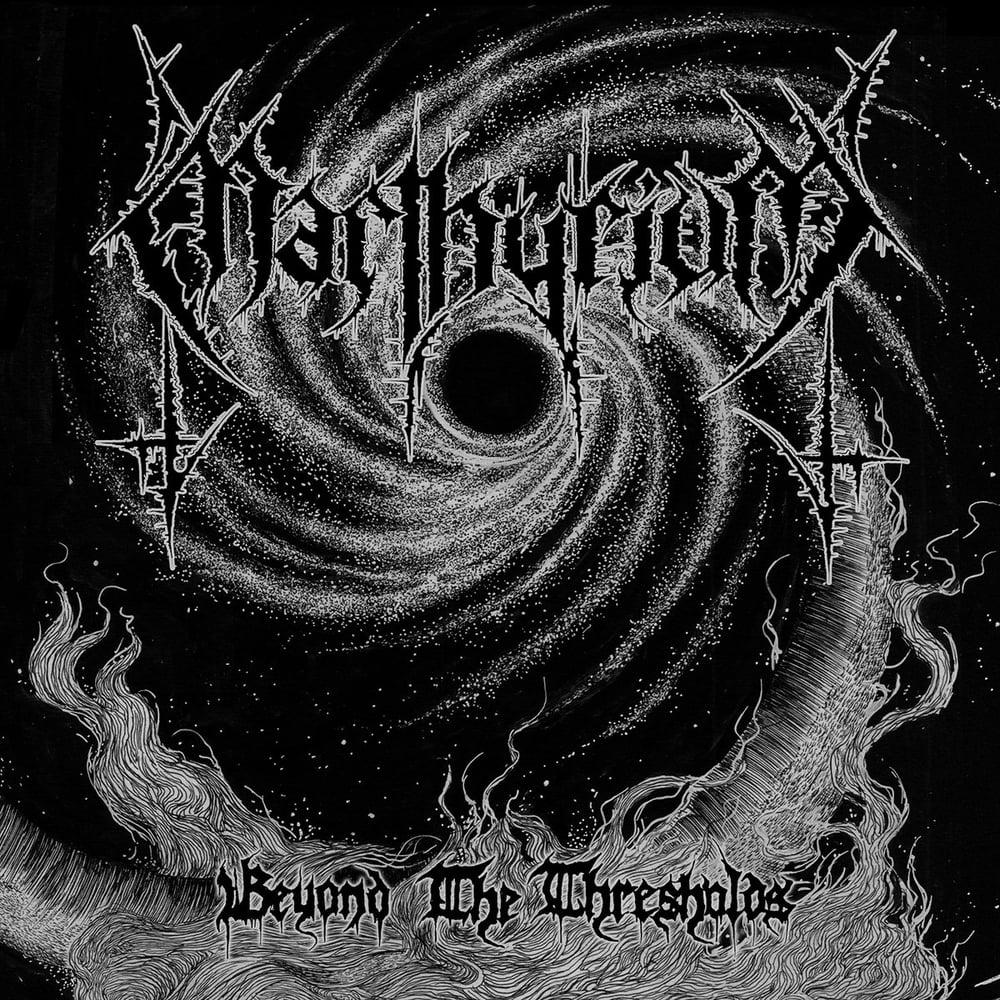"Image of MARTHYRIUM ""Beyond the Thresholds"" CD"