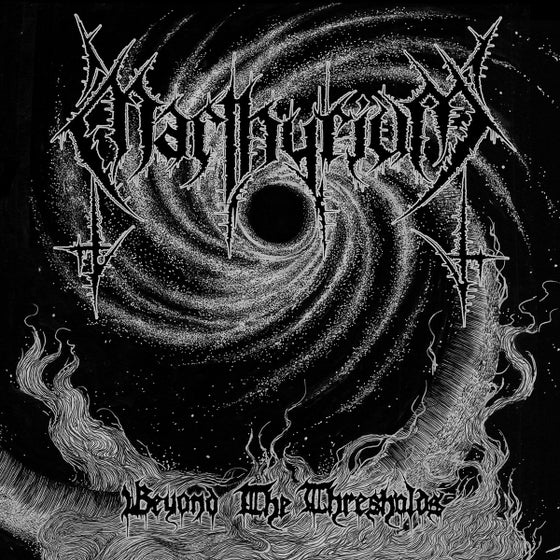 "Image of MARTHYRIUM ""Beyond the Thresholds"" CD"