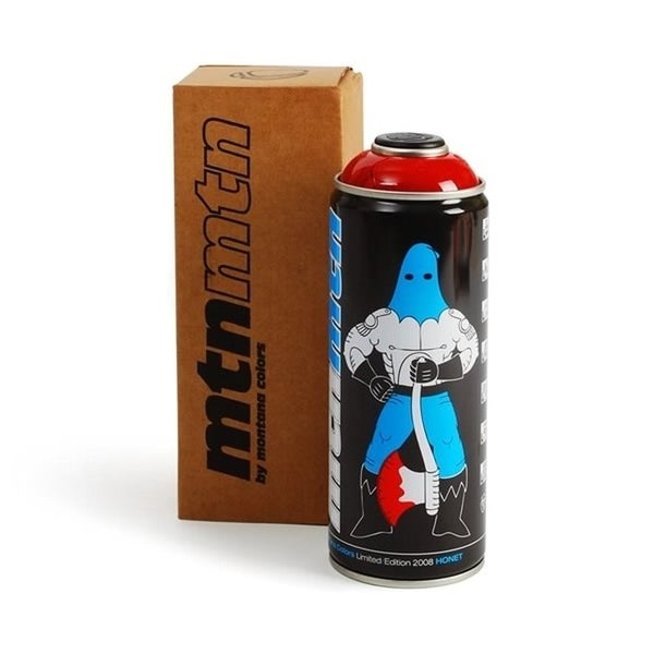 Image of MONTANA Colors MTN Limited Edition Spray Paint Can HONET 2008