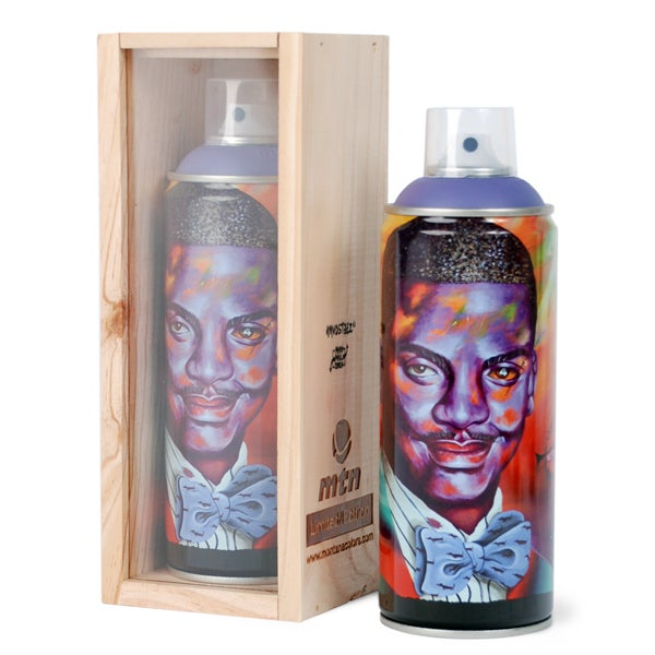 Image of MONTANA Colors MTN Limited Edition Spray Paint Can MADSTEEZ 2013