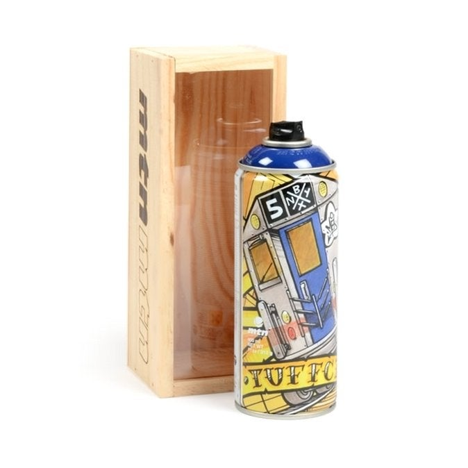 Image of MONTANA Colors MTN Limited Edition Spray Paint Can MED 2013