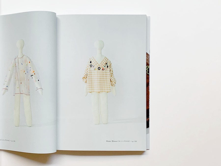 """Image of <span style=""""color: #f4cccc;""""> ONLY ONE LEFT ! </span> HOMEMADE BLOUSES by Hiroko Watanabe"""